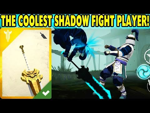 Shadow Fight 3 Ancestor's Wrath Legendary Giant Sword Gameplay & Review. I Found THE COOLEST PLAYER!
