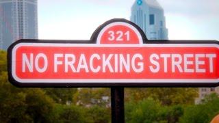Video: 3-2-1 No Fracking Street (sing-a-long)