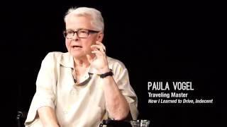 DGF Traveling Master Paula Vogel