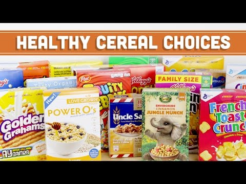 Healthy Breakfast Cereal Choices - Best & Worst! - Mind Over Munch