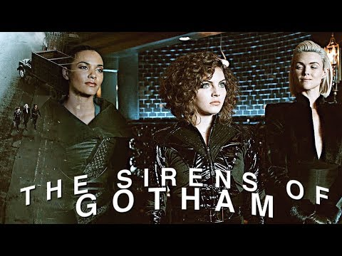 The Sirens of Gotham: A badass thriller [+4x08]