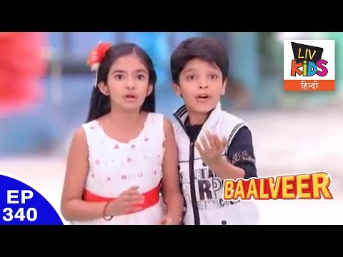 Baal Veer - बालवीर - Episode 340 - Baalveer Searches For Meher & Manav