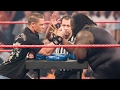 John Cena Vs Mark Henry Arm Wrestling Contest: Raw Feb