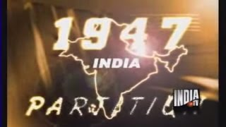 The 1947 Partition: Inside Story of India, Pakistan Partition -India TV full download video download mp3 download music download
