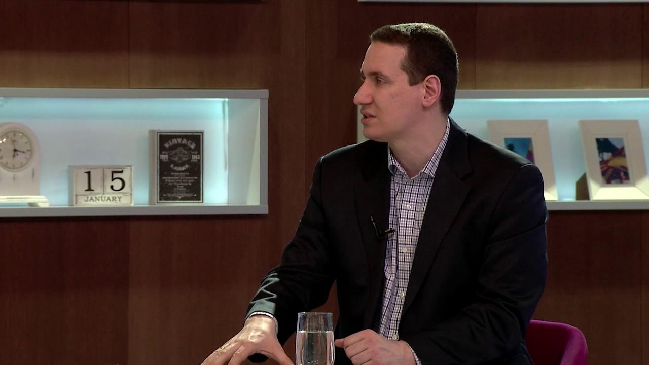Владимир Ѓорчев во вестите на ТВ Нова