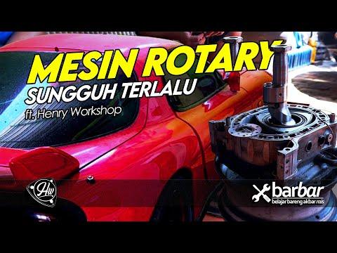 Belajar Mesin Rotary ft. HENRY WORKSHOP | BARBAR 9 видео
