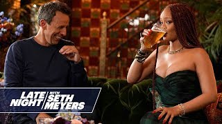 Video Seth and Rihanna Go Day Drinking MP3, 3GP, MP4, WEBM, AVI, FLV Juli 2019