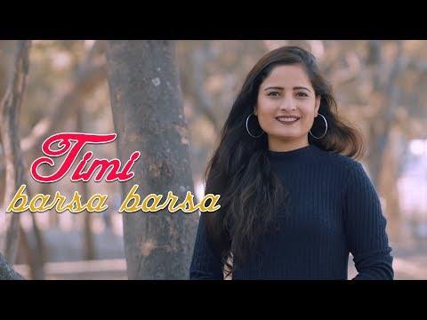 (Timi Barsa Barsa - Rojan Tamang | New Nepali Love Song | 2019/2075 - Duration: 5 minutes, 25 seconds.)