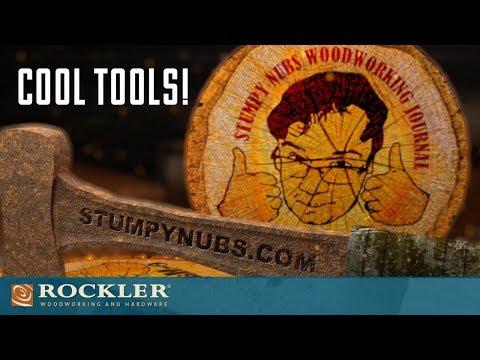 Stumpy Nubs Cool Tools | Rockler Shop Blocks