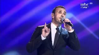 Arab Idol - Ep24 - كاظم الساهر - اني خيرتك فاختاري