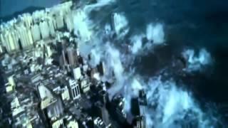 عندما تغضب الطبيعة اكبر موجة تسونامي في العالم