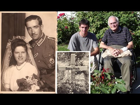 Veteran returns wedding photos to family of German soldier he killed after 70 years