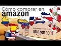 como registrarte en amazon y comprar desde cualquier pais de latin america (sorteo iphone 8 )