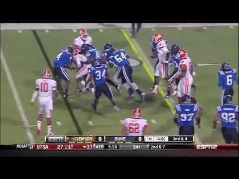 Sammy Watkins vs Duke 2012 video.