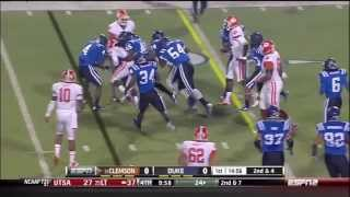 Sammy Watkins vs Duke (2012)