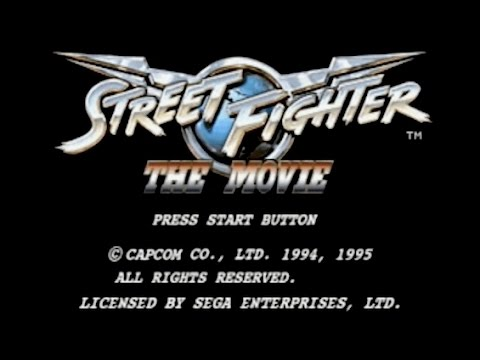 PSX Longplay [285] Street Fighter: The Movie