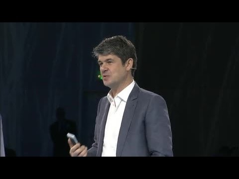 Salesforce Wave: Analytics Cloud Keynote