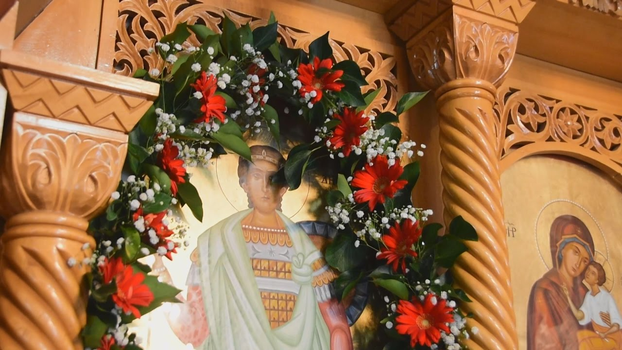 Γιόρτασαν τον Άγιο Δημήτριο στο στρατόπεδο Ναυπλίου