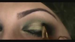 ماكياج عيون سهرات - للمحجبات- صبا وجمال