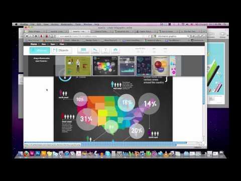 Wie erstellt und verbreitet man eine Infografik + 23 Wissens-Ressourcen zum Thema