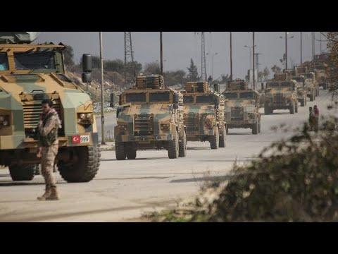 Συρία: 33 Τούρκοι στρατιώτες νεκροί σε βομβαρδισμό στην Ιντλίμπ …