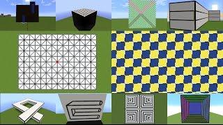 Video Minecraft Optical Illusions Marathon MP3, 3GP, MP4, WEBM, AVI, FLV September 2018