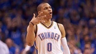 Russell Westbrook's Top 10 Plays of 2012-2013 Regular Season