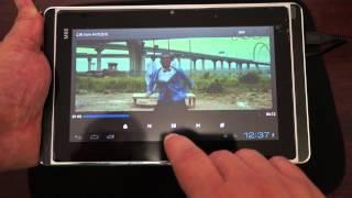 M66 Dual Sim Tablet PC Phone TV FM BT Phablet Review