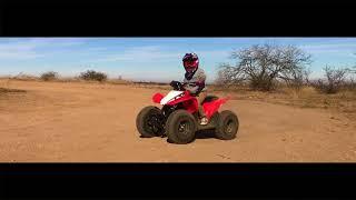 10. Honda TRX 90