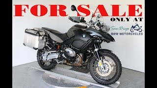 8. 2010 BMW R 1200 GS Adventure FOR SALE IN SAN DIEGO!