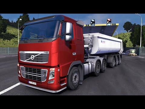 Euro - Gráficos Muito Mais Reais - Euro Truck Simulator 2 ➨ Vídeo Novo: Farming Simulator 15 - http://youtu.be/QCwLBlrnKUM Mais de Euro Truck 2 - Serra Perigosa - http://youtu.be/Jdq6-fHOnAQ...