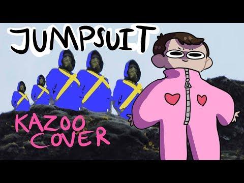 twenty one pilots: jumpsuit | kazoo cover