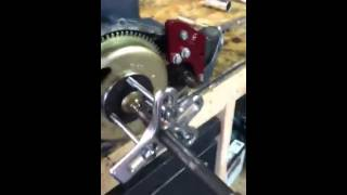 9. Yamaha 701 flywheel removal