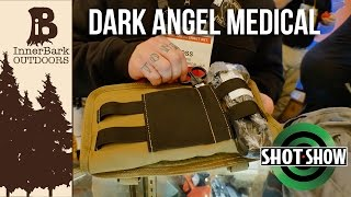 Dark Angel Medical introduced their VISR medical kit, intended to be kept on the visor of a vehicle for immediate use and quick access. Their AARK kit is made up of a backpack, and med kit for the everyday adventurer.Learn more at www.darkangelmedical.comOfficial website, blog, and online store.www.inner-bark.comJoin me on social media to be up to date on the latest projects, news, and giveaways.Facebook- www.facebook.com/innerbarkTwitter- www.twitter.com/innerbarkPintrest- www.pintrest.com/innerbarkInstagram- www.Instagram.com/innerbark