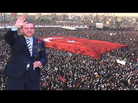 Grup Anka'dan Erdoğan'a Şarkı / Muhteşem Erdoğan Şarkısı