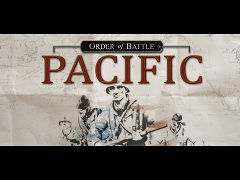 Let's Try Order Of Battle - Pacific Epsiode 1 Pearl Harbour!