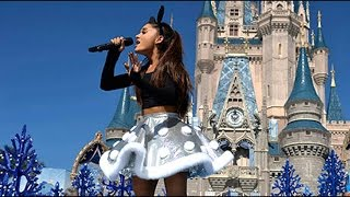 Video Ariana Grande - Focus (Live at the Disney Christmas Parade 2015) HD MP3, 3GP, MP4, WEBM, AVI, FLV Oktober 2018