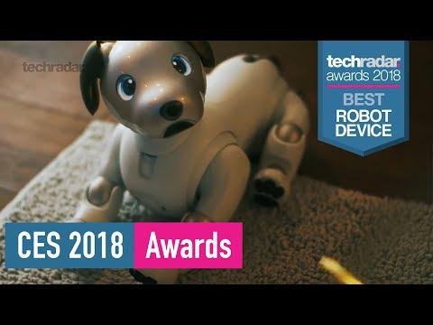 Best of CES 2018: TechRadar Awards (видео)