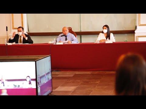 Cabildo H. Ayuntamiento de Tlalnepantla de Baz 19 agosto 2020