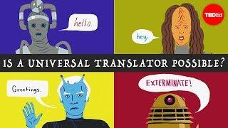 How computers translate human language – Ioannis Papachimonas