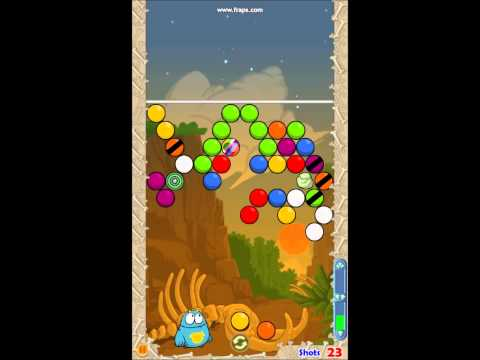 Video of Bubble Universe bubble shooter