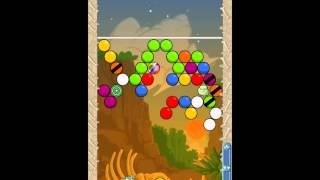 Bubble Universe bubble shooter YouTube video