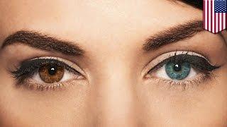 Video Comment changer la couleur de ses yeux en 20 secondes avec un laser MP3, 3GP, MP4, WEBM, AVI, FLV Mei 2017