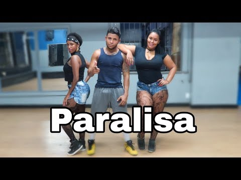 PARALISA - MC Loma E As Gêmeas Lacração, MC WM COREOGRAFIA