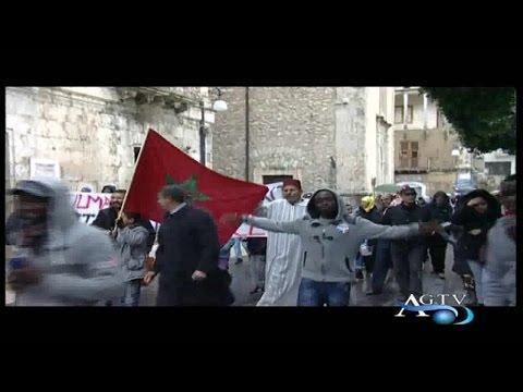 Favara, marcia interreligiosa contro ogni forma di violenza