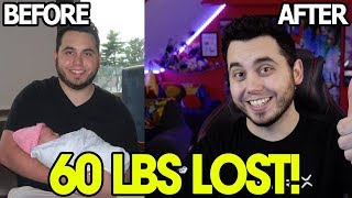 I LOST 60 POUNDS! Before and After on Jenny Craig! Jenny Craig Review! by aDrive