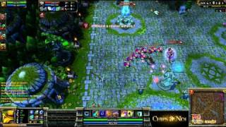 (HD074) One million views baby -Part3- League Of Legends Replay [FR]