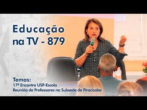 17° Encontro USP-Escola / Reunião de Professores na Subsede de Piracicaba