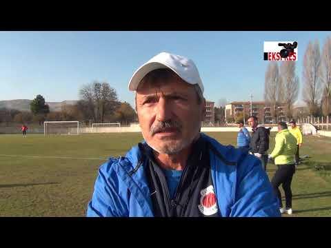 Linyitspor Gaziosmanpaşaspor son hazırlıklar