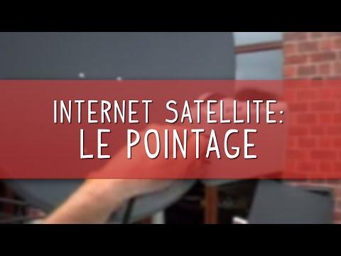 pointage parabole - L'affinage du pointage étant l'étape la plus importante de l'installation du Kit Internet Satellite de NordNet, Claude-Alain m'explique aujourd'hui comment e...